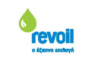 revoil logo white